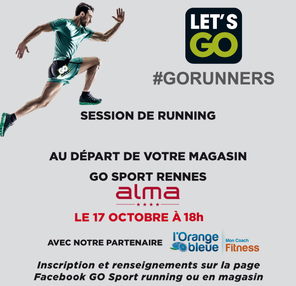 Sessions running à Alma !